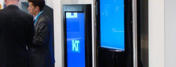 Kiosk and Digital Signage Expo 2010 - Messe Essen