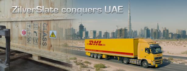 Digital Signage totem ZilverSlate UAE