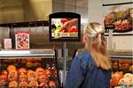 Digital signage - Product and Menu browsing