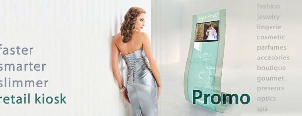 Retail Kiosk Promo