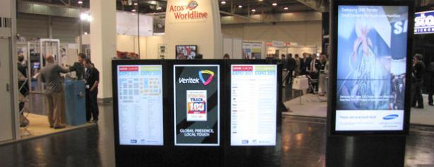 Kiosk Expo 2011 Essen