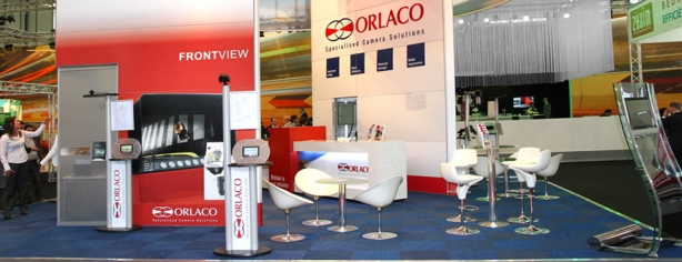 touch kiosk expose 2012 orlaco