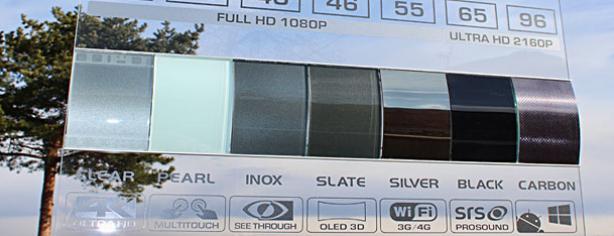 4K UHD configurator
