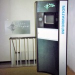 1992: Self-service kiosks for TechnoLogica