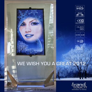 Happy Holidays from Brand Touch