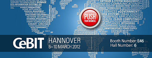 Brand Touch at CeBIT 2012